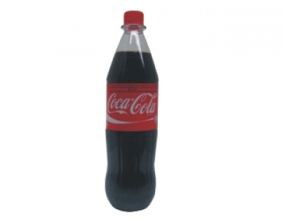 Coca Cola fles 100 cl