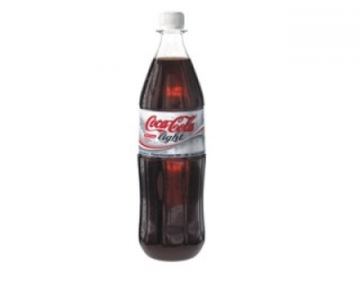 Coca Cola Light fles 100 cl